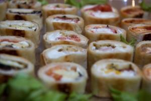 מגשי אירוח טורטיות